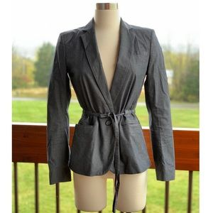 Banana Republic Stretch Blazer (tie waist) Size 2